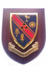 26th Engineer Regiment Military Wall Plaque Shield